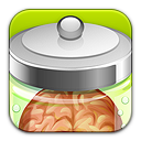 brain, domain icon