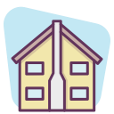 construction, building, project, structure, build, house, architecture icon