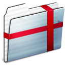 stripe, folder, package, graphite, pack icon
