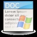 msword, application icon