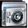 Backup, Safe icon