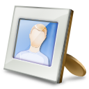 frame, photo, user, image, personal icon