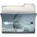 fall, down, descend, decrease, descending, download icon
