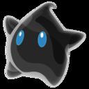 bluedark,luma icon
