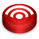 rss,red,subscribe icon