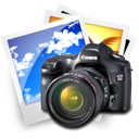 pictures, canon icon