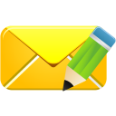 email, edit icon