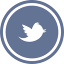 Twitter Space Creamy White icon