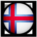 islands, of, flag, faroe icon