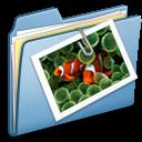 blue,photo,image icon