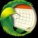 sunbird,mozilla icon