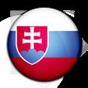 Flag, Of, Slovakia icon