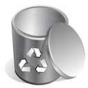 trash, can icon
