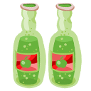apple drink icon