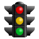 boot, traffic icon