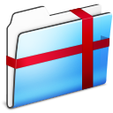 Package Folder smooth icon
