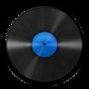Vinyl Blue 512 icon