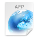afp, location icon