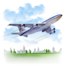 travel,airplane icon
