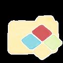 Ak, Folder, Vanilla, Windows icon