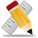 application, edit icon
