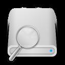 search, drive, seek, find icon