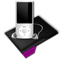 Mp, Music, My, Purple icon