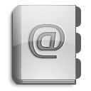 Addressbook, Contacts icon