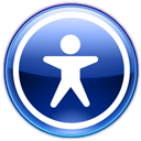 setting, accessibility, option, config, desktop, configure, configuration, preference icon