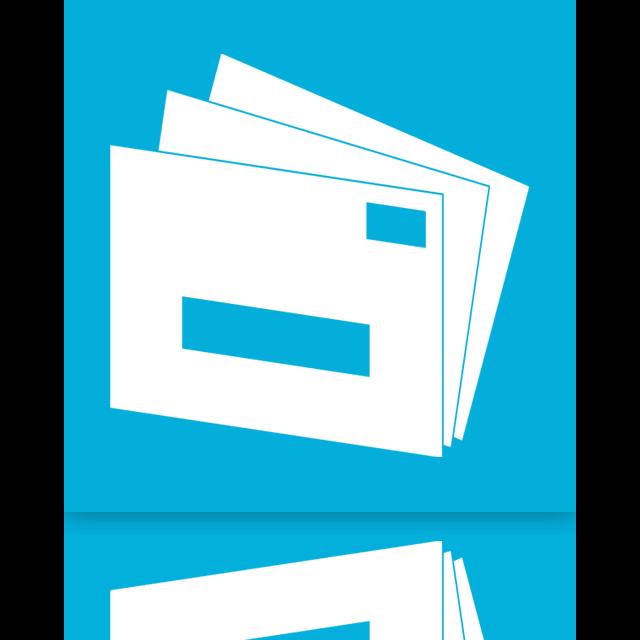 live, mail, mirror icon