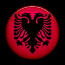 flag,albania,country icon