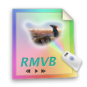 rmvb,file,paper icon