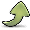 right,rightup,up icon