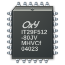 Microchip, Processor icon