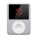 Nano Grey plugged icon