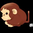 Monkey, Zodiac icon