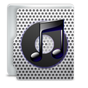 Itunes, Metal icon