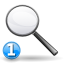 find, zoom, magnifying glass, search icon