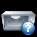 Help, Oven icon