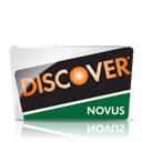 Discover, Novus icon