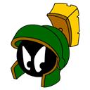Angry, Martian, Marvin icon