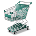 shoping, buy, cart, shopping, commerce, shopping cart icon