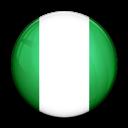 Flag, Nigeria, Of icon