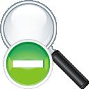 Remove, Search icon