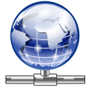 hosting, network, internet, world, earth icon