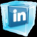 Ice, Linkedin icon