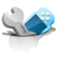 config, theme, option, configuration, configure, preference, setting icon