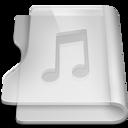 aluminium,music,book icon