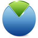 pie, chart, statistics, analytics icon