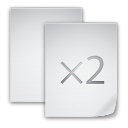 Files Copy File icon